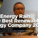 Star Energy Geothermal Raih The Best Renewable Company 2021